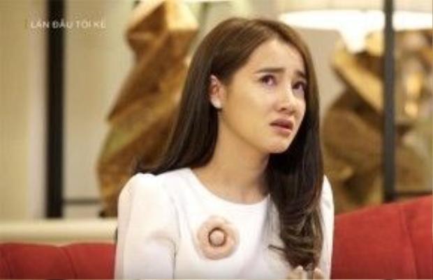 Cô cũng cảm động cách cho Trường Giang lo toan gia đình bởi hai người có cùng xuất phát điểm và sống trách nhiệm với người thân.