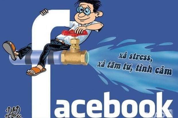 Cõi Facebook: Giàu thị phi, nghèo hoài bão