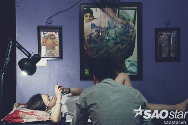 Xăm hình nghệ thuật: đam mê và những định kiến