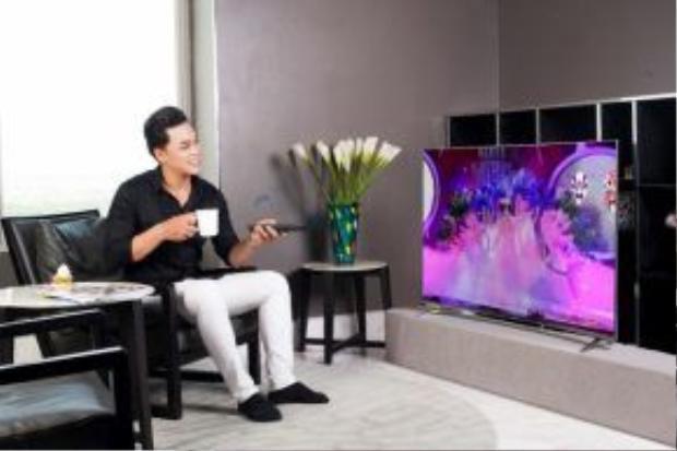 Với màn hóa thân thành nhân vật Lý Ngọc Cương một cách xuất sắc, Phan Ngọc Luân đã giành chiến thắng đầu tiên sau 8 tuần phát sóng