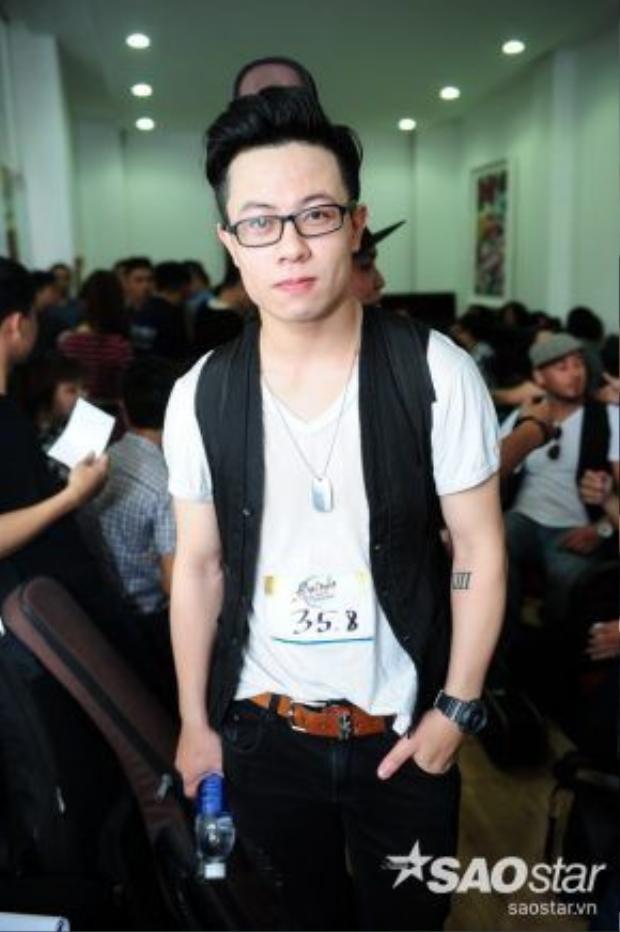 Chàng trai đến từ Đà Lạt, top 3 Học viện ngôi sao - Sỹ Tuệ.