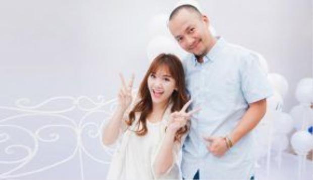 Liệu có cặp đôi nào yêu rồi chia tay mà vẫn giữ được sự trân trọng, hết mực quan tâm đối phương được như Hari Won - Tiến Đạt.