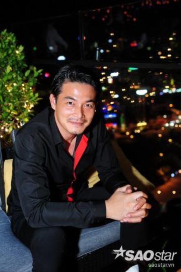 Diễn viên Quách Ngọc Ngoan.