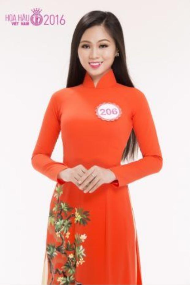 SBD 206 - Hoàng Thị Phương Thảo.