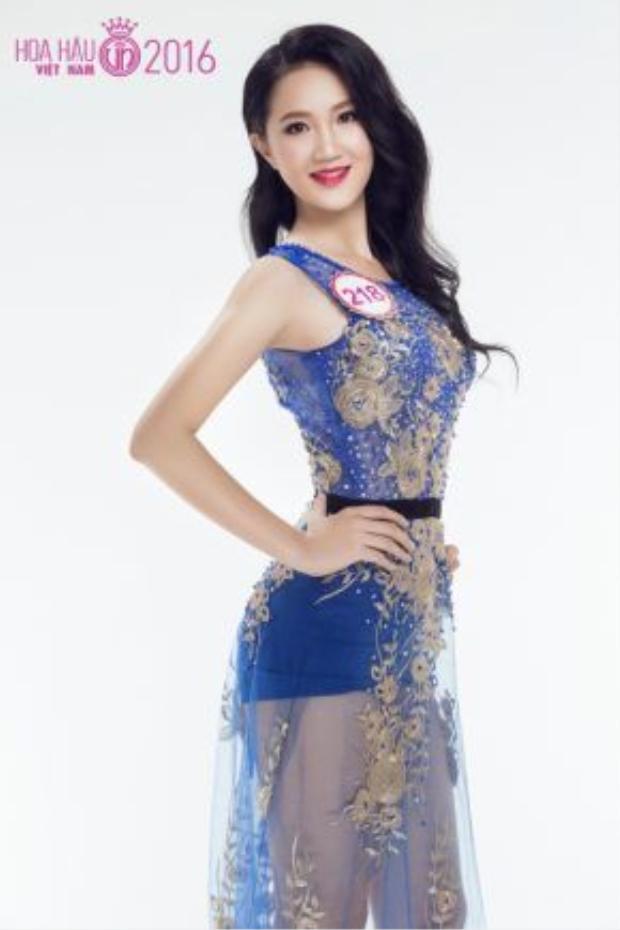 SBD 218 - Trần Ngô Phương Thảo.