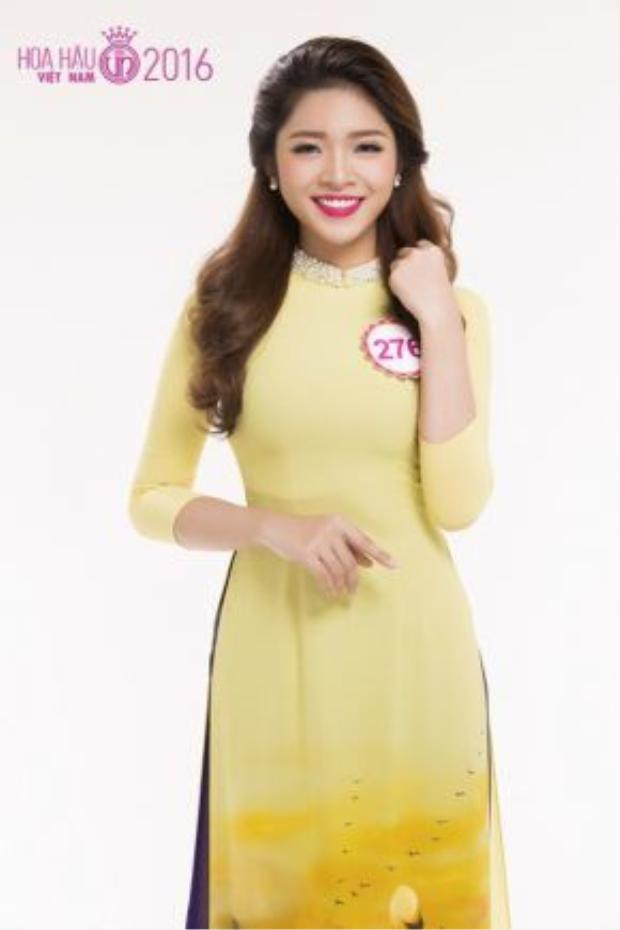 SBD 276 - Nguyễn Vũ Hoài Trang.