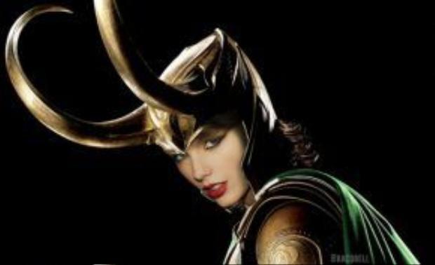Thậm chí, Taylor Swift có thể đảm đương vai Loki luôn nếu cần!