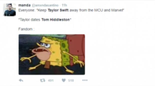 Ắt hẳn cô nàng hẹn hò Loki chỉ vì muốn có một vai trong phim của Marvel đây mà.