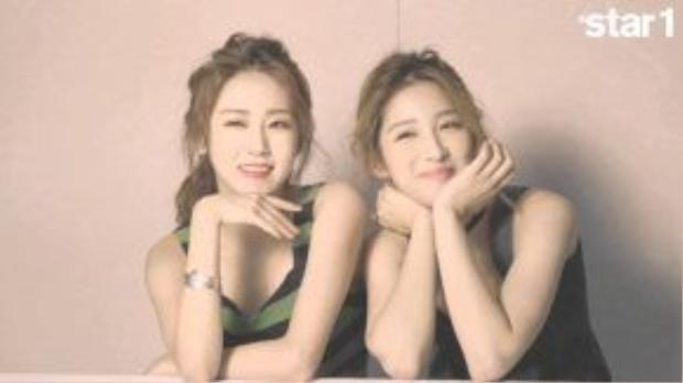 Gayoon và Jihyun đang có ý định tập trung diễn xuất.
