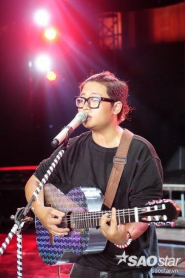 Thí sinh Trương Phước Lộc