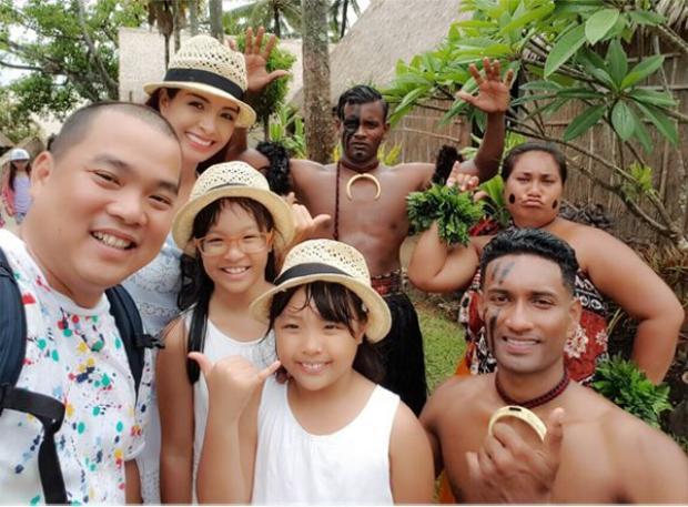 Mới đầu hè, sao Việt đã nườm nượp xuất ngoại du lịch