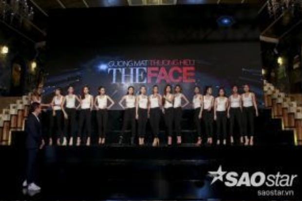 Top 15 'Gương mặt thương hiệu' của The Face đã lộ diện!