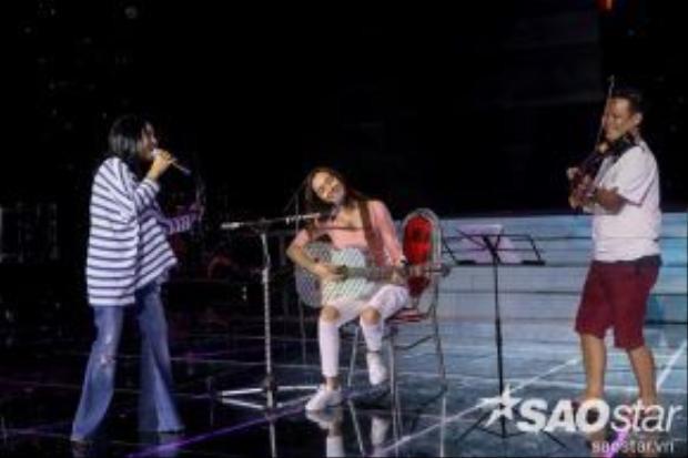 HLV Thanh Lam cũng ra tay hướng dẫn giọng ca Trương Kiều Diễm