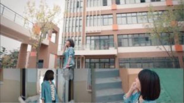Tuy vậy, vào ngày cuối cùng của lớp học, Cảnh Cảnh không thể liên lạc với Dư Hoài nữa…