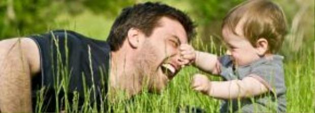 Tình yêu cha dành cho con là điều tuyệt vời không gì có thể sánh bằng!