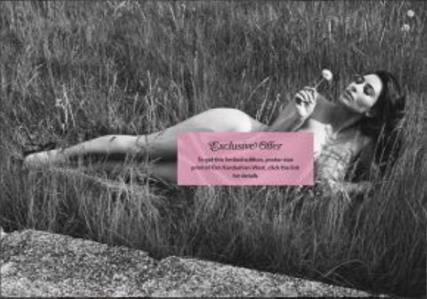 Một bức ảnh nude 100% của cô gây sốt khi được tạp chí GQ vừa đăng tải trên mạng xã hội.