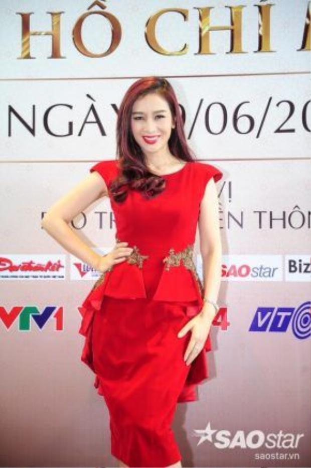 Hoa hậu quý bà Thu Hương sẽ là người đồng hành cùng các thí sinh trong suốt một chặng đường của cuộc thi trong vài trò BGK, cố vấn và hướng dẫn về chuyên môn.