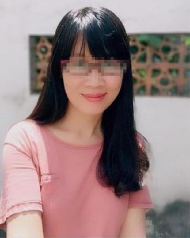Cô giáo Quỳnh, một trong 3 giáo viên tử nạn, trong mắt học trò là một cô giáo rất hiền, dạy giỏi và yêu thương học sinh.