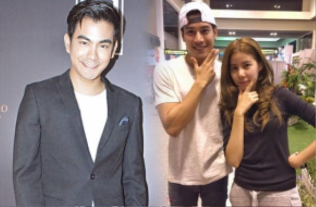 Esther vừa xác nhận hẹn hò cùng nam diễn viên Ken Phupoom của CH3.