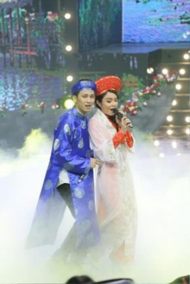 Tiết mục dự thi của Tronie và Thái Trinh nhận được đánh giá cao của BGK, người hâm mộ.