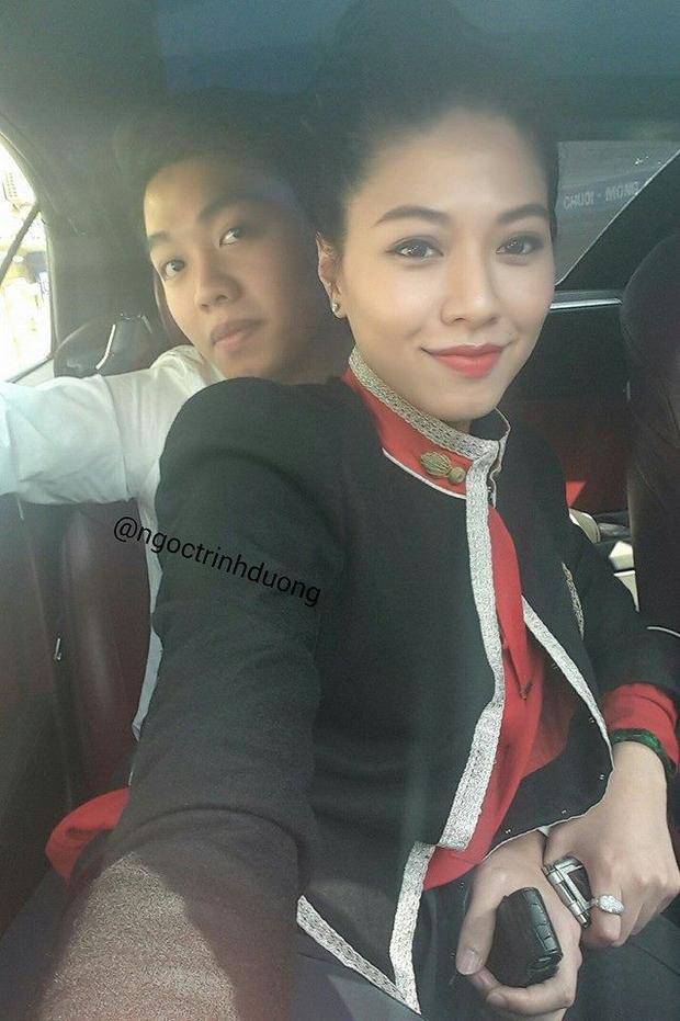 Chia tay soái ca, bạn trai mới của Á hậu Tú Anh là ai?
