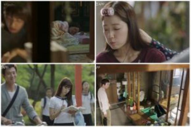 Hye Jung học đêm học ngày…