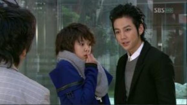 """Biện pháp """"điều khiển cảm xúc"""" mà Mi Nam học được từ anh quản lý khi đứng cạnh Tae Kyung."""