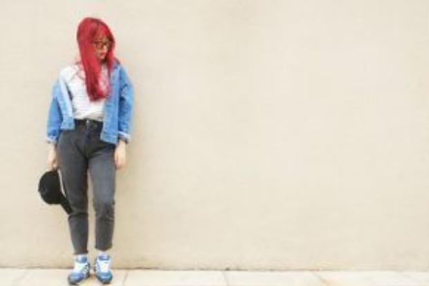 Những đồ jean luôn là lựa chọn hàng đầu cho phong cách đường phố của MisThy.