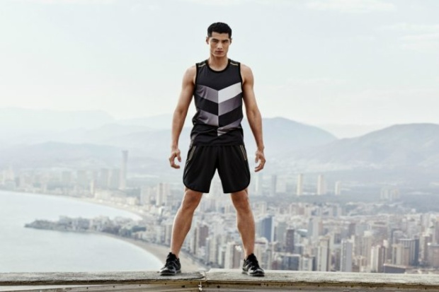 Update xu hướng sportwear dành cho nam 2016