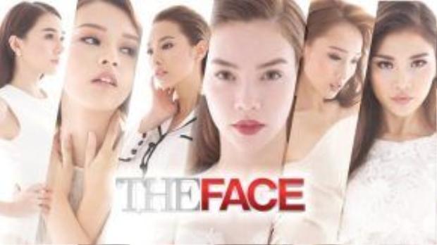 #TeamHồNgọcHà tại Gương mặt thương hiệu - The Face Việt Nam