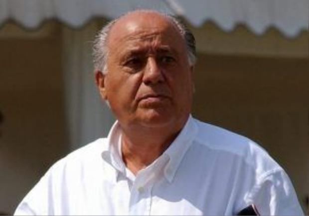 Amancio Ortega, ông chủ hãng thời trang Zara