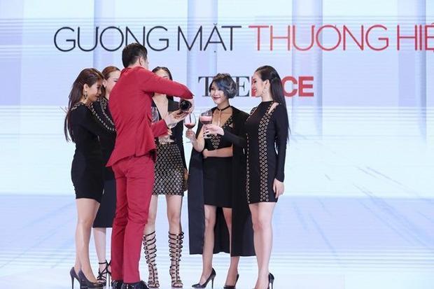 Phạm Hương tiếc nuối tự loại thí sinh mạnh nhất của mình trong tập 2 The Face