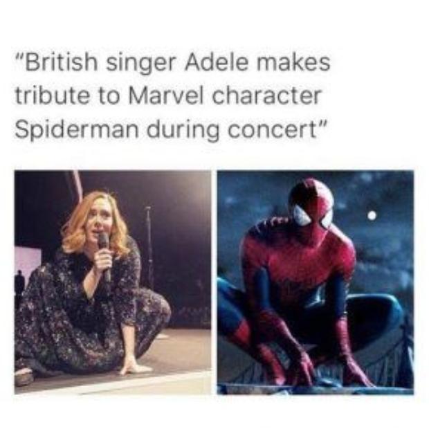 Người nhện phiên bản nữ đây rồi!