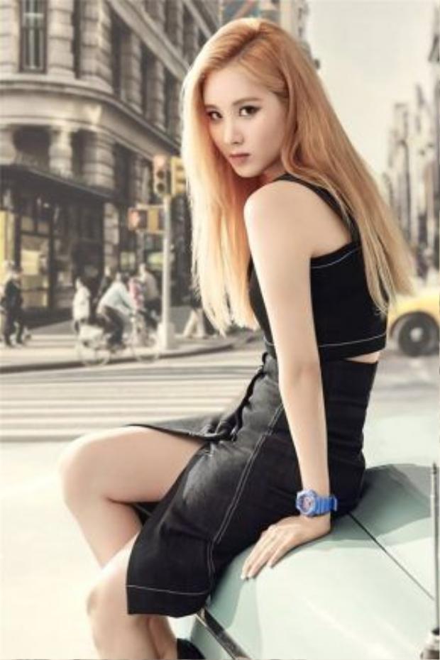 """Seohyun từng chia sẻ: """"Những gì mọi người thấy trên TV không phải là tất cả con người em"""". Điều này đã chứng tỏSM luôn muốn """"đóng khung"""" hình tượng của cô nàng."""