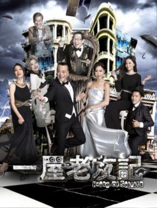 Những người bạnquy tụ dàn diễn viên sáng giá nhất của TVB hiện nay.