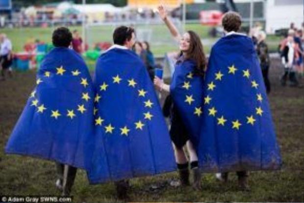 Giới trẻ đang cảm thấy bị phản bội và tương lai đang bị đặt cược trước cuộc chia ly chính trị của Anh và cộng đồng EU.