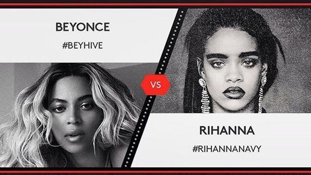Cuộc chiến Beyoncé  Rihanna: Đừng ồn ào thay cho người trong cuộc!
