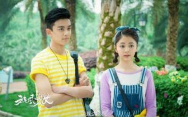 Đàm Tùng Vận sẽ gặp lại khán giả trong bộ phim Thiếu nữ toàn phong 2, lên sóng vào cuối tháng 7 tới.