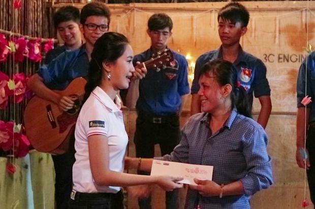 Thí sinh Hoa hậu Việt Nam 2016 bắt tay thực hiện loạt dự án vì cộng đồng