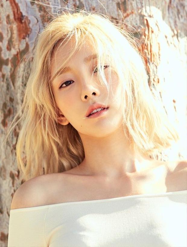 2016 này, Taeyeon (SNSD) mới là 'nữ thần mùa hè' chứ không phải Sistar!