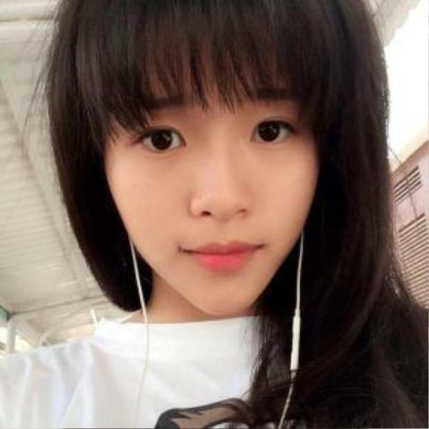 Ngọc Ánh đã khóa Facebook vì chịu áp lực từ dân mạng. Ảnh: FBNV.