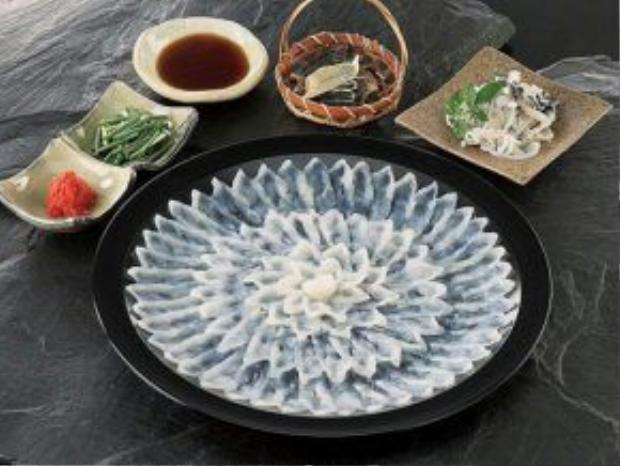 Fugu là tinh hoa ẩm thực của Nhật Bản.