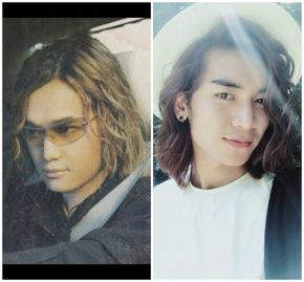 """Khi cắt tóc ngắn để xoăn nhẹ lại rất giống """"hoàng tử sơn ca"""" Quang Vinh."""