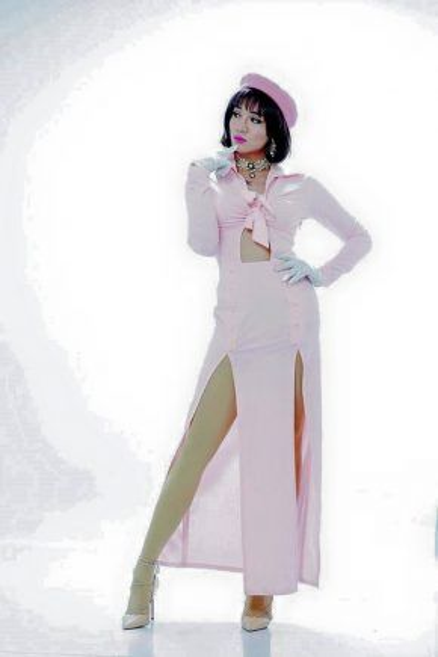 Hình ảnh giá gái của BB Trần luôn thu hút hàng nghìn lượt yêu thích và chia sẻ.