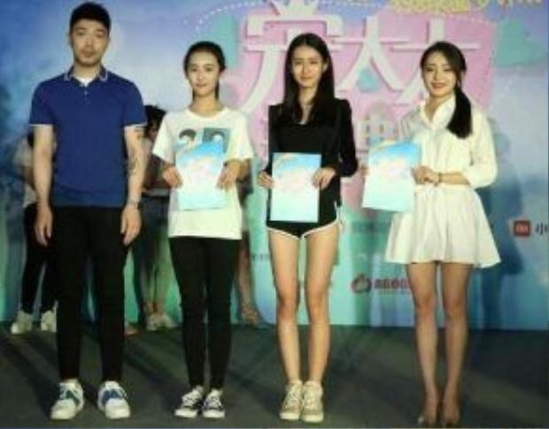 Các cô gái xinh đẹp đã chiến thắng trong cuộc thi tìm vợ cho Song Joong Ki.