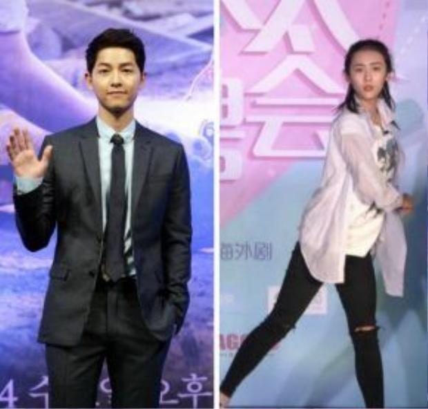 Song Joong Ki được tuyển chọn vợ tại Trung Quốc nhờ sự nổi tiếng của mình.