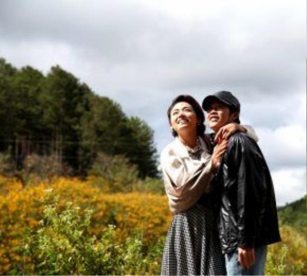 Tinna Tình từng giành nhiều lời khen ngợi cho Hoài Linh.