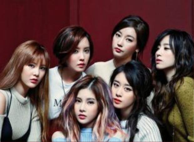 T-ara, nạn nhân tiêu biểu của các netizen ác ý tại Hàn.