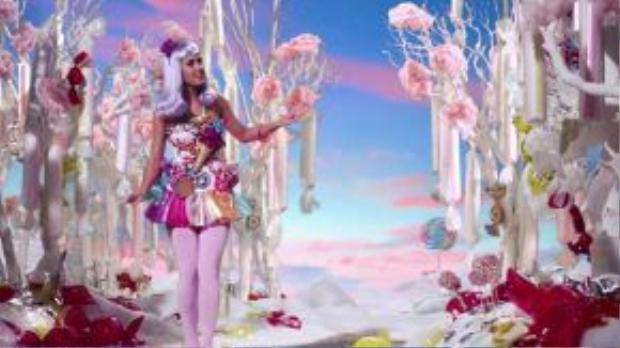 Công chúa của vương quốc kẹo ngọt (California Gurls)