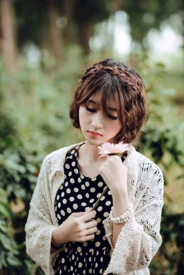 Diễn viên phim Cấp 3 Kim Chi: Mong mọi người đừng gọi em là Hot Girl